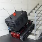 Rhyno Protect, un robot de décontamination